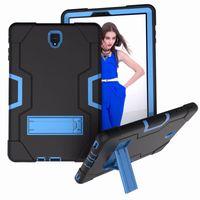 задние крышки для s4 оптовых-Для Samsung TAB S4 T835 задняя крышка Anti Drop противоударный PC TPU Tablet PC Case Samsung T830 T595 T590 модный чехол