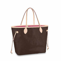 Wholesale luxury leather handbags resale online - designer luxury handbag purse L flower genuine leather totes hot stamp designer handbags fashion totes large capacity shopping bags