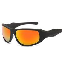 anti-sand-gläser großhandel-2019 neue Fahrradbrille Outdoor Brille Sport Sonnenbrillen neue Fahrrad reflektierende Anti-Explosion Outdoor-Sport Anti-Sand-Sonnenbrille