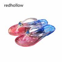 renkli sandaletler toptan satış-Çevirme Kadın Sandalet Düz Gladyatör renkli Takozlar Bayanlar Sandalet Kadın Yaz Ayakkabı Tasarımcısı 2018 Ayakkabı Kadın Terlik