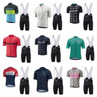 Wholesale Morvelo team Cycling Short Sleeves jersey bib shorts sets summer mens Bike Clothing Quick Dry Bicycle Sportwear Ropa Ciclismo Q62201