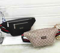 nuevos cinturones de diseño al por mayor-Diseñador bolso de la cintura para mujer de lujo bolso para hombre Fannypack diseñador bolso del pecho Unisex nueva moda de lujo cinturón bolso # 0504