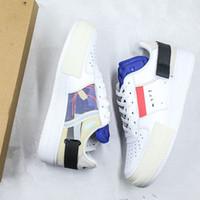 markalı basketbol ayakkabıları toptan satış-2019 Zorla N354 x TIPI Bir Kaykay Ayakkabı Tasarımcısı Marka Yeni Moda Gerçek Deri Erkek Kadın Spor Basketbol Sneaker