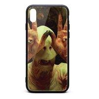 sartenes de goma al por mayor-Funda para iPhone Xs Max 6,5 pulgadas Pan's Labyrinth (6) protectores de pantalla resistentes a los rasguños fundas de teléfono de silicona con gel de goma TPU