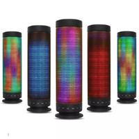 Wholesale M10 Bluetooth Speakers LED Wireless speaker hands Portable loudspeaker Stereo HiFi Player Wireless Speaker Subwoofer For Phone