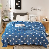 Wholesale king sized blankets for sale - Group buy Hot sale sizes blanket cover on the bed adult bedspread blanket warm winter sofa travel