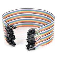 hdd kabloları toptan satış-20190622xiaonizikxo2 renkler 35 usd IDE Molex 15 Pin HDD Güç Adaptörü Kablosu Sabit Disk Adaptörü Erkek baile