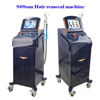 Wholesale permanent beauty machine resale online - Newest nm diode laser for hair removal equipment beauty machine for safety hair removal Permanent diode alexandrite