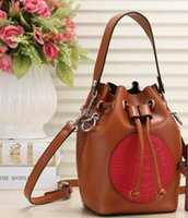 tasarımcı çantalı omuz çantaları toptan satış-Kadın Omuz 2 adet Çanta Tote + Çanta Satchel Moda Marka Tasarımcısı Klasik duffle Crossbody Messenger Deri Çanta