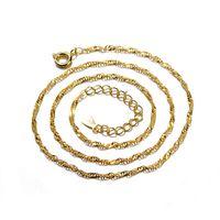 yılan şeklinde kolye zinciri toptan satış-Evrensel Kolye Kolye Zincirler O Kavun Tohumları Yılanlar Kutuları Haçlar Dalgalar Twists Zincir Kolye Çeşitli Şekiller Kolye Ile Zinciri