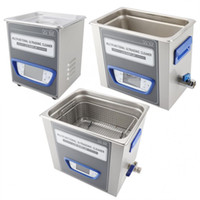 Wholesale machine for cleaning for sale - Group buy Ultrasonic Bath Digital Adjustable Power Ultrasonic Cleaner Cleaning Machine for Lab Sonic Cleaner