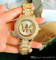 аналоговые часы оптовых-роскошная мода известный бренд наручные часы дамы роскошные наручные часы дамы алмазные часы женщина розовое золото наручные часы Кварцевые аналоговые часы звезда