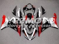 пресс-форма для пресс-форм оптовых-3 Подарки Новый ABS Инъекционные формы для мотоциклов обтекатели комплект для Kawasaki Ninja ZX6R 2013 599 636 2014 2015 2016 2017 кузовного набор Черный Красный