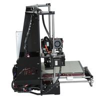 venta de i3 al por mayor-Venta caliente 3d-Printer diy Anet A6 Fácil montaje Precisión Reprap Prusa i3 3D Kit de impresora DIY con filamento 16 GB pantalla LCD gratis