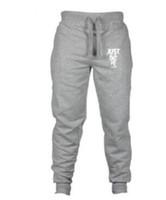 ingrosso maschile abbigliamento autunno-Pantaloni sportivi da uomo Pantaloni sportivi da jogging Pantaloni maschili Pantalones Pantaloni da allenamento autunno-inverno Pantaloni a matita JUSTDOIT