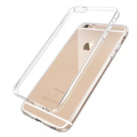 Wholesale thinnest iphone silicone case for sale – best 2019 NEW Ultra Thin TPU Case For New iPhone XR XS MAX X plus Samsung S10 S9 S8 Plus S7edge Full Clear Silicone Soft Cover