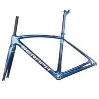 Wholesale ud wheels for sale - Group buy 2019 new China Hight Modulus Toray T1000 Superlight Carbon Fiber Road Bicycle Frame Taper quot to quot Wheel C