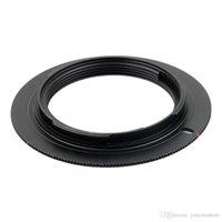 объектив m42 оптовых-50 шт. / Лот камеры m42 объектив для SNY Alpha AF крепление переходное кольцо металлическое M42-AF для a200 a350 A390 A550 A580 A700 A900 DSLR камеры