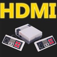 video game system venda por atacado-Coolbaby 600 HD Saída HDMI 620 AV Retro Clássico Game TV de Vídeo Handheld Console Sistema De Entretenimento Clássico Jogos Para NES Mini Game