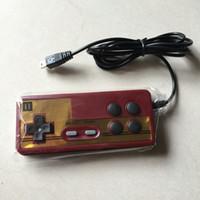 ingrosso controller di giochi di usb-Gamepad esterno Micro USB di alta qualità per console di gioco portatile Controller gamepad dedicato per tasca Coolboy / Subor / FC