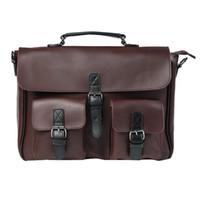 Wholesale quality laptops for sale - Group buy LJL High quality men handbags pu leather messenger bags men travel bags Metal zipper business Laptop shoulder bag