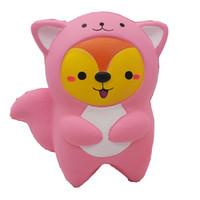 telefones celulares rosa grátis venda por atacado-20 pcs Squishy brinquedo jumbo pink esquilo raro mole PU suave jumbo Cell Phone Straps Encantos crianças menino menina presente atacado FRETE GRÁTIS