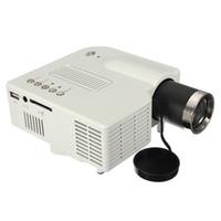 mini levou 3d projector de bolso venda por atacado-