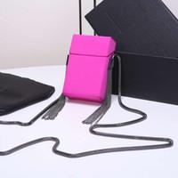 Wholesale latest designs ladies handbags for sale - Group buy latest brand designer handbag high quality snake chain shoulder bag cigarette case design lady Evening Bags magnetic buckle design