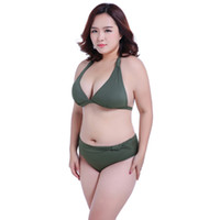 4933161447 Swimwear for Fat Women 2019 Summer Swimuit Female Super 7XL Bathing Suits  Big Bras E F G H Push Up Sexy Bikini Plus Size 2XL