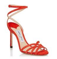 ingrosso sandalo degli alti talloni della sposa-Vendita calda-2019 marchio di moda di lusso scarpe da donna di design scarpe da sposa sposa di lusso tacco alto sandali a2