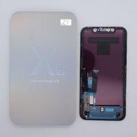 nuevo oem digitalizador de pantalla táctil al por mayor-Para iPhone XR LCD ZY original a estrenar del OEM calidad Pantalla táctil del mercado de reemplazo de la pantalla digitalizador Asamblea el envío libre de DHL