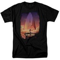 heiße orange rosa hemden großhandel-Star Trek: Entdeckung