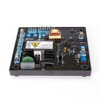 generator avr automatik großhandel-Generatorteile AVR SX440 schwarz automatischer Spannungsregler