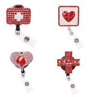 Wholesale Nursing Retractable Id Badge Holder for Resale - Group Buy
