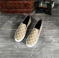 ingrosso scarpe coreane di tela di canapa-2019 autunno con la versione coreana degli uomini della tendenza delle scarpe casual scarpe di tela traspirante spirito ragazzo