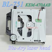 ray diski toptan satış-Ücretsiz kargo Marka yeni solt-in BD Mavi-ray disk soni KEM-470AAB çirkin DVD oynatıcı için Blueray yükleyici