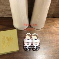 ingrosso scarpe da bambino semplici-scarpe per bambini Fondo morbido Sneakers con lacci per bambini Tessuto per cuciture Stampa semplice Mocassini scarpe da passeggio per bambini scarpe da bambino di alta qualità ad-7
