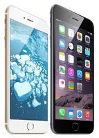 1gb móvil al por mayor-100% original Apple iPhone 6 Plus sin huella digital 5.5 pulgadas IOS 11 16GB / 64GB / 128GB restaurado desbloqueado teléfono móvil