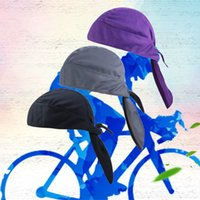 Wholesale cycling clips resale online - Outdoor Sports Headgear Warm Scarf Quick drying Fabric Hat Tactical Mask Motorcycle Cycling Clip hat cap