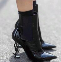 sapatos mulher noite venda por atacado-Marca de venda quente Sexy Sapatos de noiva de casamento Mulher Festa à noite Sapatos de baile Sandálias Festa de formatura Sapatos de salto alto Sapatos de salto alto Moda