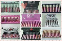 Wholesale kylie lipstick nude resale online - Hot send me more nudes kylie Take me on vacation Liquid Lipstick I want it all lipgloss Lip cosmetics dhl free
