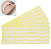 Wholesale paper eye pad for sale - Group buy Make Up Tools Eye Tips Sticker Paper Patches Eyelash Under Eye Pads Lash Eyelash Extension pairs