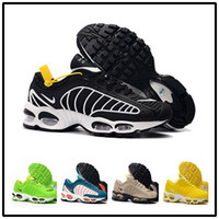 Wholesale pure watches for sale - Group buy With sport watch newest tailwind IV Pure platinum Black and sliver TN KPU air sneaker Men s Running Shoes sport for men Euro