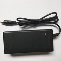ingrosso caricabatterie elettrico 42v-Xiaomi Mijia M365 scooter batteria al litio 42v 2A DC plug uscita intelligente batteria bici elettrica