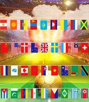 ingrosso bandiera di calcio-maglie da pallacanestro sport bandiera calcio link souvenir 6511