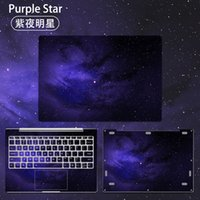 Wholesale case notebooks resale online - New Laptop Sticker for Notebook Mi Pro Air Stickers on Laptop for Gaming Notebook Skin Cover Case