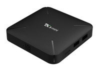 Wholesale build android tv box for sale - Group buy Latest Android TV BOX TX3 MINI H amlogic S905W quad core GB GB built in GWIFI smart set top box