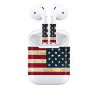 calcomanías de manzana al por mayor-Fanstore Skin Sticker Vinyl Decal Skin Cover para Apple Airpods Earpiece Wrap