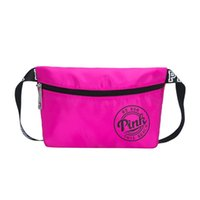 Wholesale purses water resistant online - Pink Beach Waist Bag Travel Pack Fanny Collection handbag Fashion Girls Purse Bags Styles Outdoor Bags FFA324