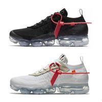 stoß silber großhandel-Mit Box Hochwertige weiße silberne schwarze Schuhe für Männer und Frauen, die Mannsport laufen lassen, beeinflussen die Corss, die rüttelnde Outdoor-Laufschuhe 5-12 laufen